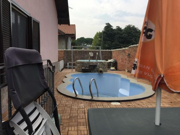 Villa in vendita a Caravate, Con giardino, 360 mq - Foto 23