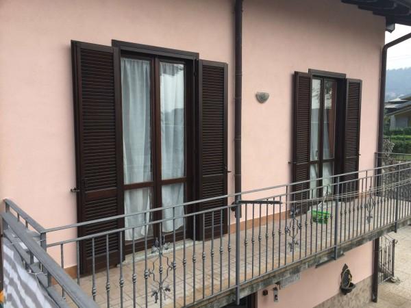 Villa in vendita a Caravate, Con giardino, 360 mq - Foto 24