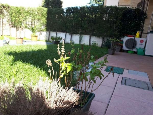 Appartamento in vendita a Senago, Con giardino, 60 mq - Foto 4