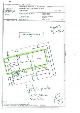 Appartamento in vendita a Torino, Stadio Juventus, Con giardino, 125 mq - Foto 18