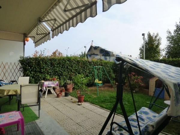 Appartamento in vendita a Torino, Stadio Juventus, Con giardino, 125 mq - Foto 8