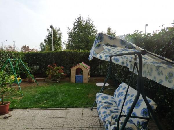Appartamento in vendita a Torino, Stadio Juventus, Con giardino, 125 mq - Foto 9
