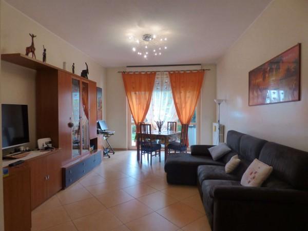 Appartamento in vendita a Torino, Stadio Juventus, Con giardino, 125 mq - Foto 14