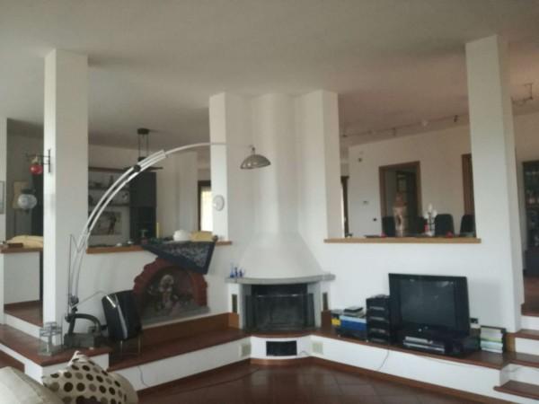 Villa in affitto a Rosta, Arredato, con giardino, 370 mq - Foto 33