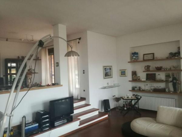 Villa in affitto a Rosta, Arredato, con giardino, 370 mq - Foto 32