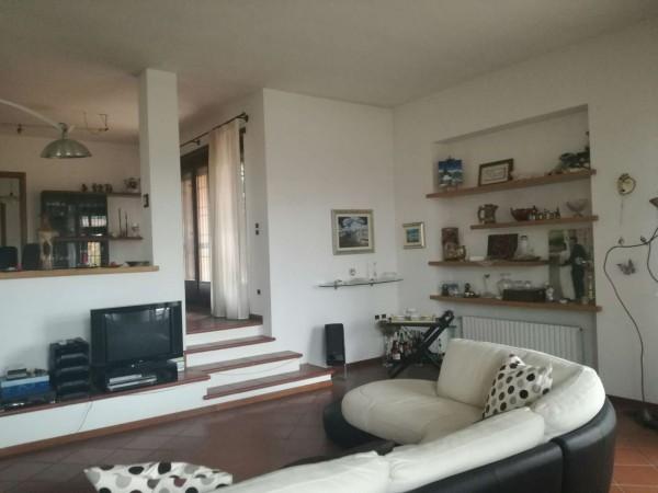 Villa in affitto a Rosta, Arredato, con giardino, 370 mq - Foto 34