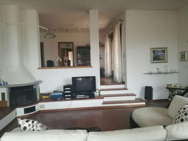 Villa in affitto a Rosta, Arredato, con giardino, 370 mq - Foto 35