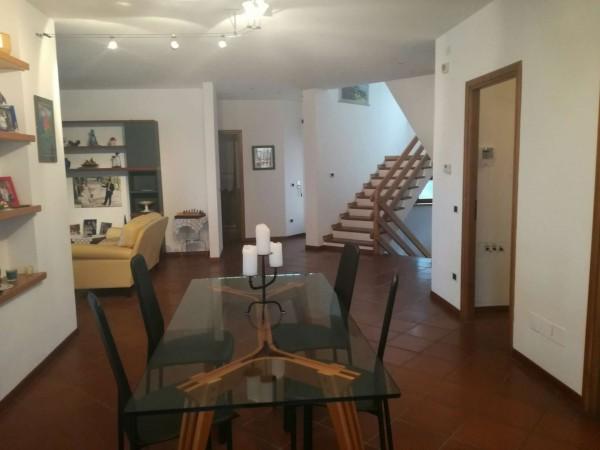 Villa in affitto a Rosta, Arredato, con giardino, 370 mq - Foto 27