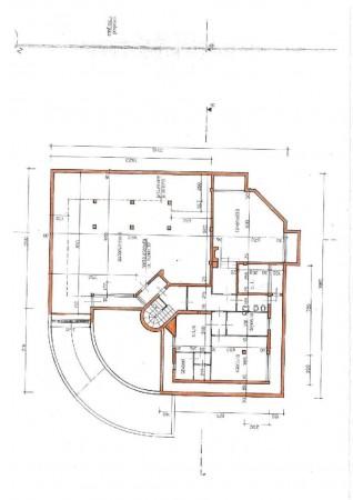 Villa in affitto a Rosta, Arredato, con giardino, 370 mq - Foto 45