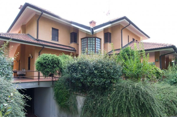 Villa in affitto a Rosta, Arredato, con giardino, 370 mq - Foto 49