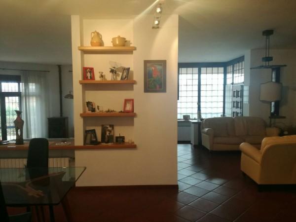 Villa in affitto a Rosta, Arredato, con giardino, 370 mq - Foto 23