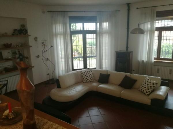 Villa in affitto a Rosta, Arredato, con giardino, 370 mq - Foto 28