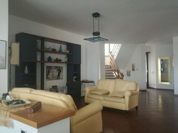 Villa in affitto a Rosta, Arredato, con giardino, 370 mq - Foto 31