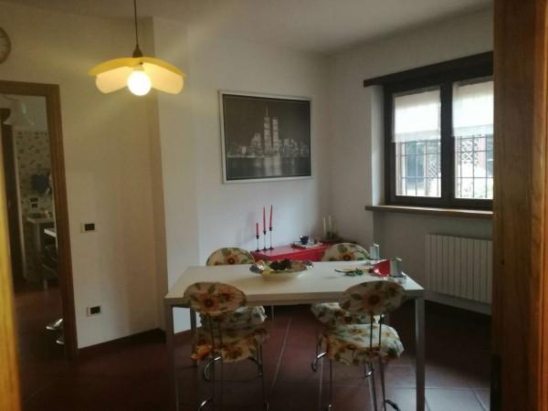 Villa in affitto a Rosta, Arredato, con giardino, 370 mq - Foto 26