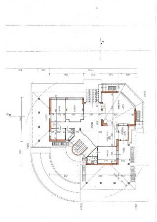 Villa in affitto a Rosta, Arredato, con giardino, 370 mq - Foto 44