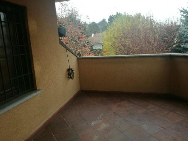 Villa in affitto a Rosta, Arredato, con giardino, 370 mq - Foto 11