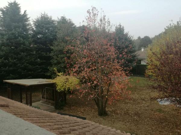 Villa in affitto a Rosta, Arredato, con giardino, 370 mq - Foto 8