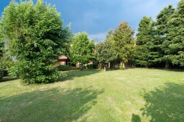 Villa in affitto a Rosta, Arredato, con giardino, 370 mq - Foto 47