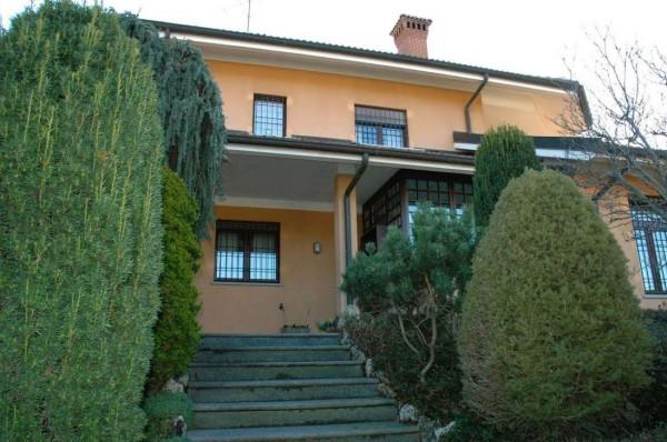 Villa in affitto a Rosta, Arredato, con giardino, 370 mq - Foto 42