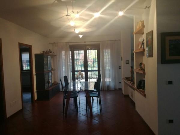 Villa in affitto a Rosta, Arredato, con giardino, 370 mq - Foto 30