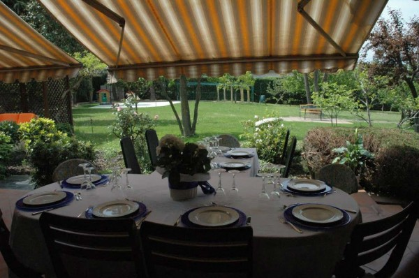 Villa in affitto a Rosta, Arredato, con giardino, 370 mq - Foto 36