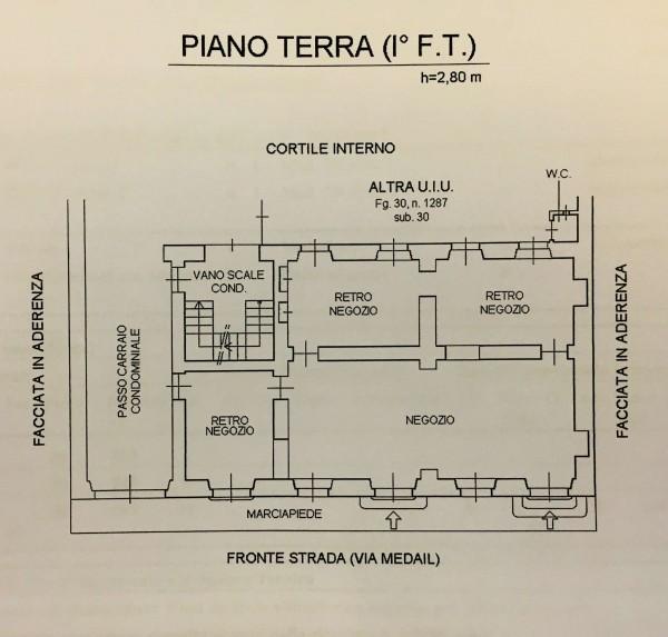 Negozio in vendita a Bardonecchia, Centro, 100 mq - Foto 3