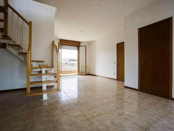Appartamento in vendita a Roma, Torrino, Con giardino, 161 mq - Foto 12