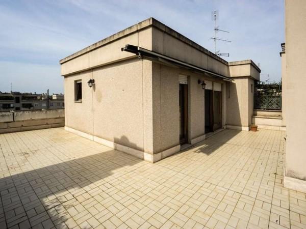 Appartamento in vendita a Roma, Torrino, Con giardino, 161 mq - Foto 20