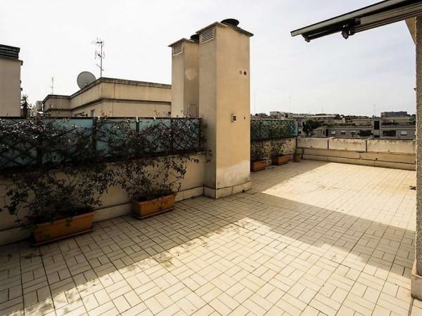 Appartamento in vendita a Roma, Torrino, Con giardino, 161 mq - Foto 21