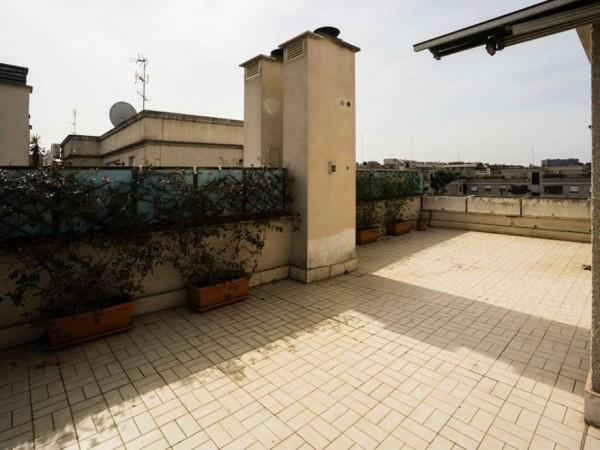 Appartamento in vendita a Roma, Torrino, Con giardino, 161 mq - Foto 18