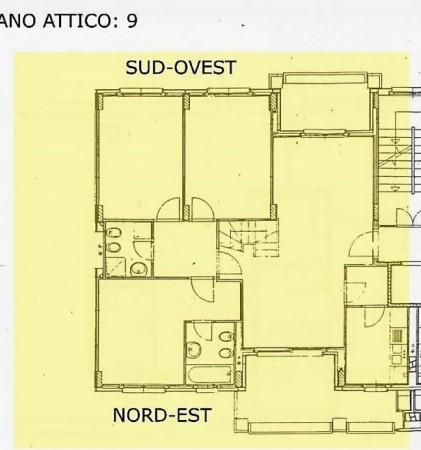 Appartamento in vendita a Roma, Torrino, Con giardino, 161 mq - Foto 1