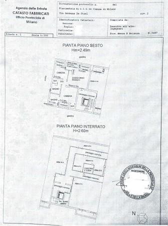 Appartamento in vendita a Milano, Dergano, 90 mq - Foto 2