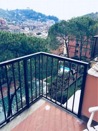 Appartamento in vendita a Rapallo, Semicentrale, Arredato, con giardino, 80 mq - Foto 18