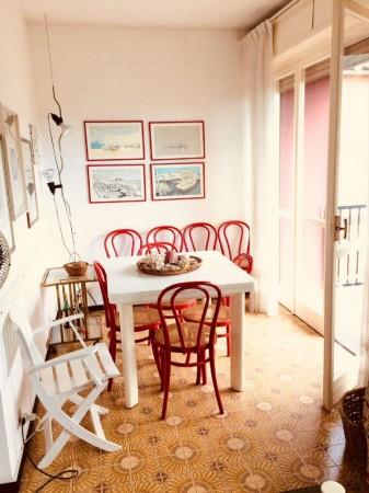 Appartamento in vendita a Rapallo, Semicentrale, Arredato, con giardino, 80 mq - Foto 19