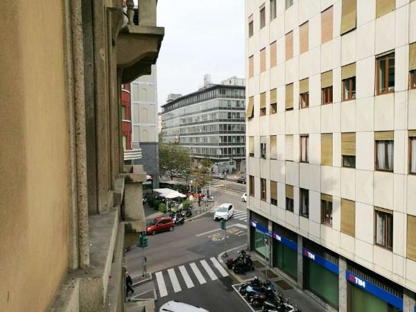 Ufficio in affitto a Milano, San Babila Tribunale, 130 mq - Foto 3