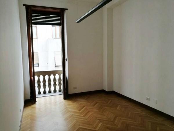 Ufficio in affitto a Milano, San Babila Tribunale, 130 mq - Foto 9