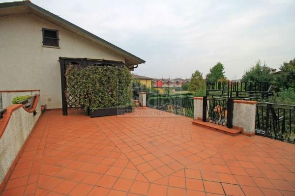 Casa indipendente in vendita a Cassano d'Adda, Naviglio, Con giardino, 120 mq - Foto 2