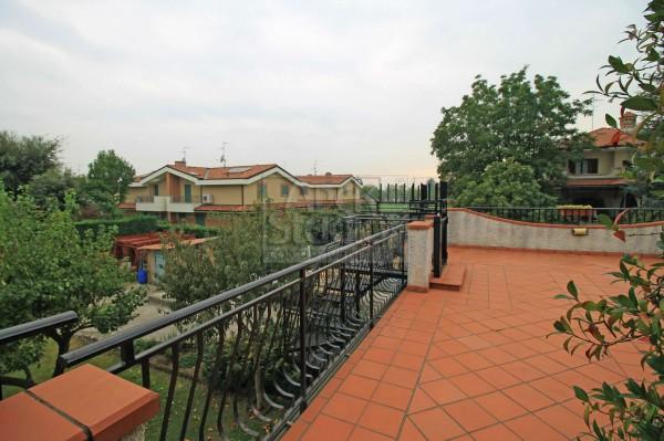 Casa indipendente in vendita a Cassano d'Adda, Naviglio, Con giardino, 120 mq - Foto 3