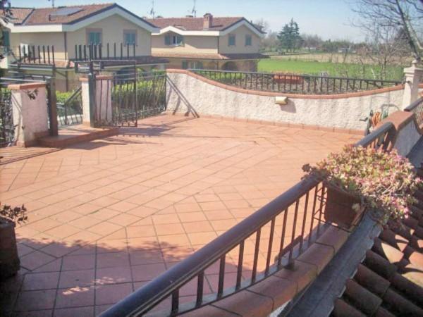 Casa indipendente in vendita a Cassano d'Adda, Naviglio, Con giardino, 120 mq - Foto 16