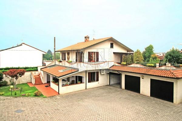Casa indipendente in vendita a Cassano d'Adda, Naviglio, Con giardino, 120 mq - Foto 15