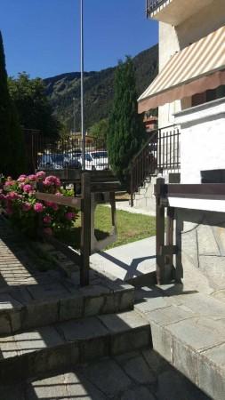Appartamento in vendita a Fenestrelle, Fenetrelle, Arredato, con giardino, 70 mq - Foto 1