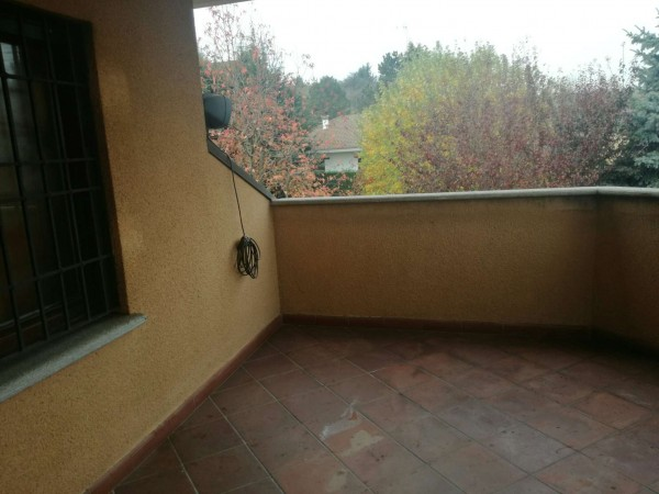 Villa in vendita a Rosta, Arredato, con giardino, 370 mq - Foto 18