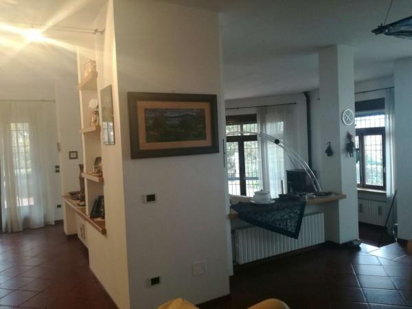 Villa in vendita a Rosta, Arredato, con giardino, 370 mq - Foto 36