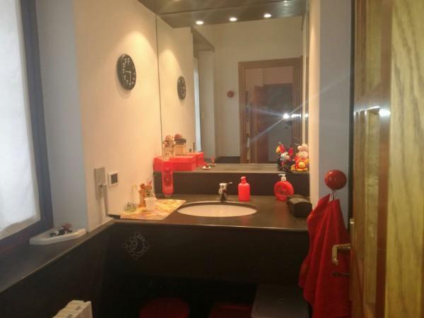 Villa in vendita a Rosta, Arredato, con giardino, 370 mq - Foto 24