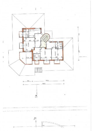 Villa in vendita a Rosta, Arredato, con giardino, 370 mq - Foto 53