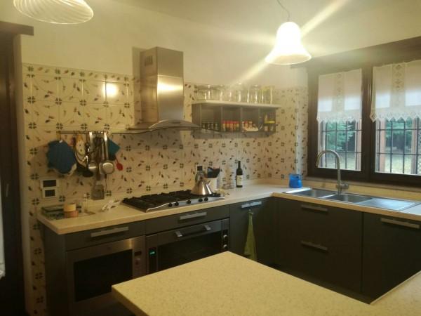 Villa in vendita a Rosta, Arredato, con giardino, 370 mq - Foto 32