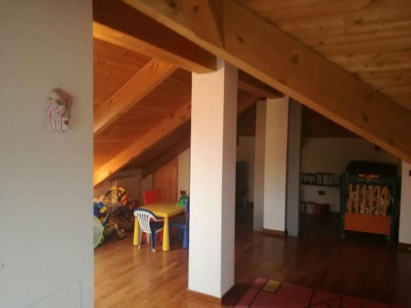 Villa in vendita a Rosta, Arredato, con giardino, 370 mq - Foto 12