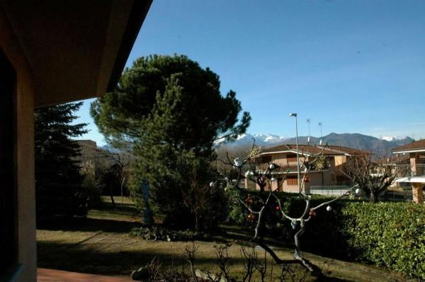 Villa in vendita a Rosta, Arredato, con giardino, 370 mq - Foto 46