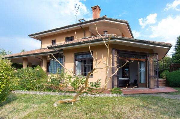 Villa in vendita a Rosta, Arredato, con giardino, 370 mq - Foto 58