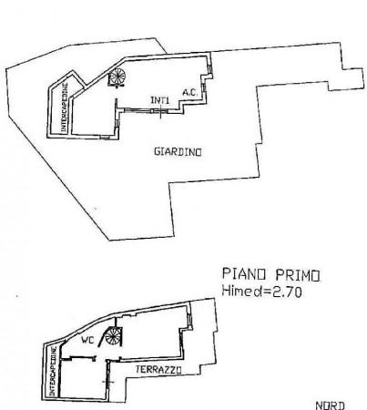 Villa in vendita a Roma, Pietralata, Con giardino, 100 mq - Foto 1